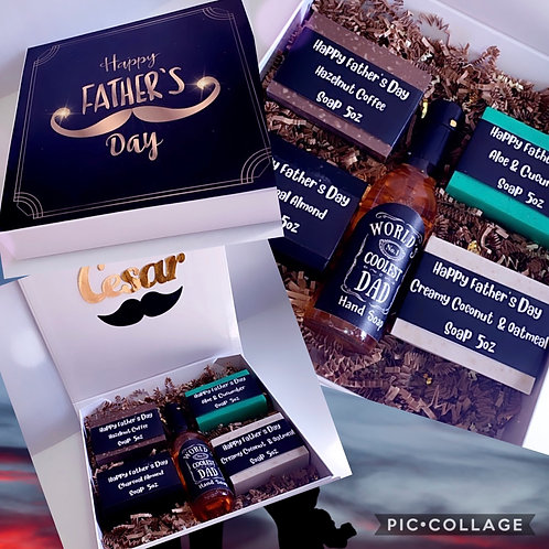 Deluxe Father's Day Spa Box