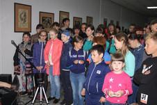 Международная акция «Ночь музеев» не обошла и Борзю.