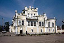 Фестиваль музейных проектов Забайкальского края.