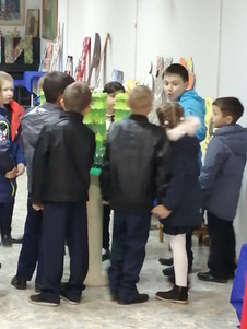 Выставка Арт-Азбука