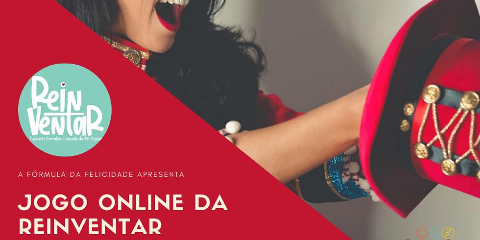 Jogo Online da Reinventar - Fórmula da Felicidade