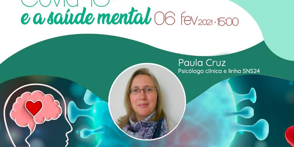 Webinar Covid19 e a saúde mental