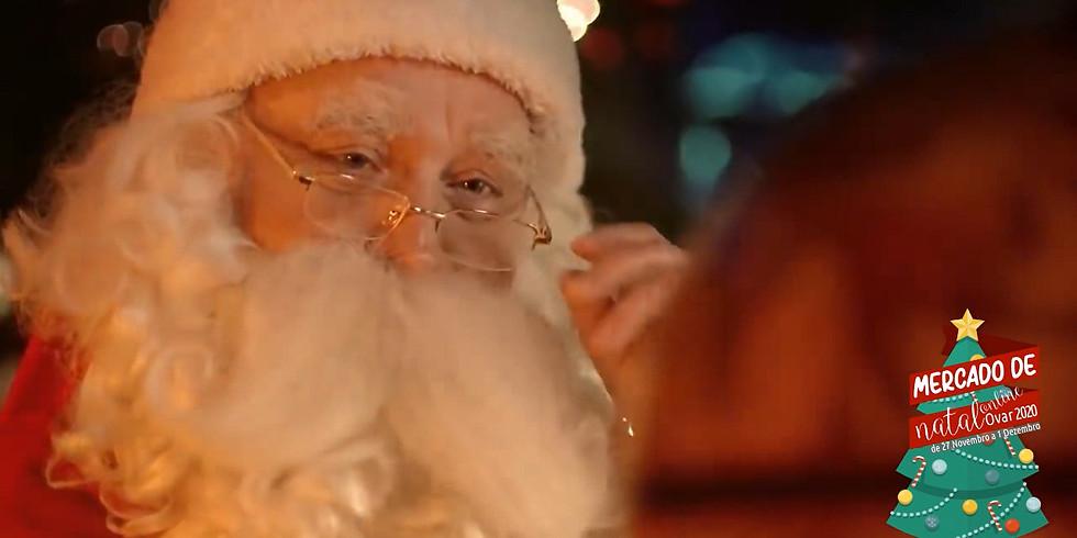 Videochamada com o Pai Natal   Grátis