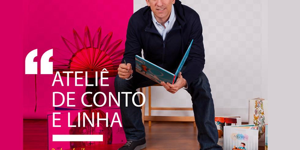 Ateliê de conto e linha - Pedro Seromenho