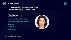 Copyright and Innovation - The new EU legal landscape