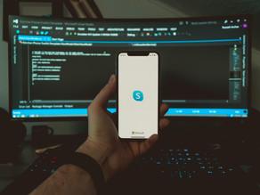 """🇩🇪 - """"Catch me, if you can"""": jetzt ist SKYPE als elektronischer Kommunikationsdienst anerkannt"""