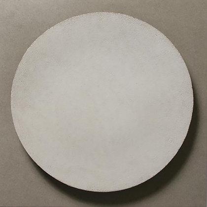 Mid-Century Concrete Disc