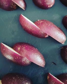 #purplepotatoes
