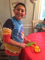 Back to School Brain food cooking classes for kids in Darien, CT