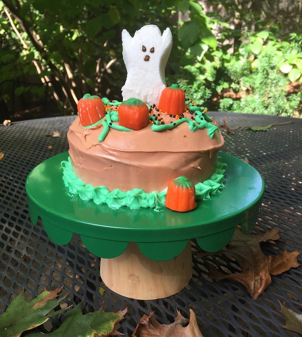 Halloween TinyCakes for kids