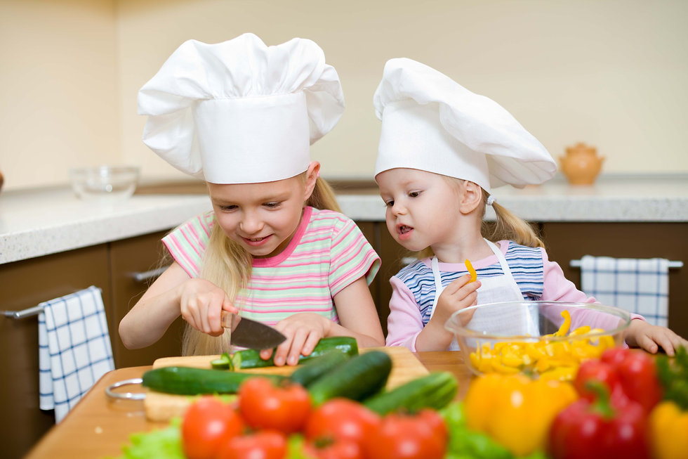 Sprout Chefs: Darien, CT Cooking classes for kids
