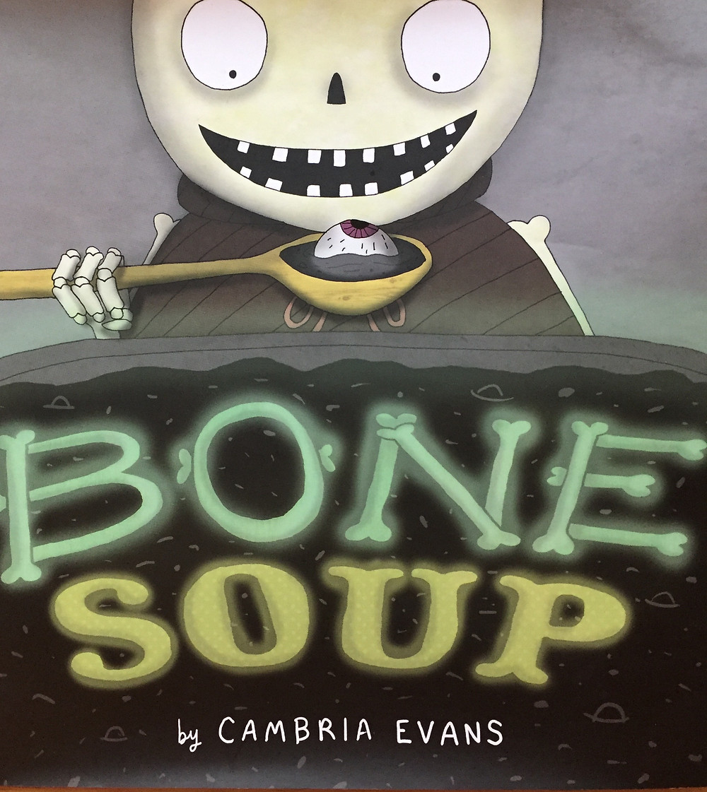 Healthy Halloween Soup for Kids