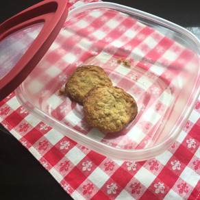 May 15th, Oatmeal Raisin Cookies - A Sweet-A-Week Online Cooking Class
