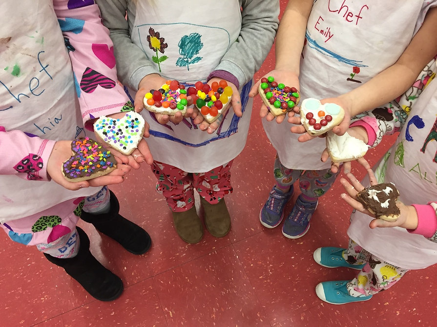 Darien, CT Sprout Chef cooking classes for kids