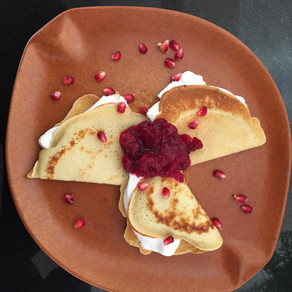 April 24 Crepes, A-Sweet-A-Week Online Class