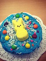 Bunny Cake - cooking classes for kids, Darien, CT