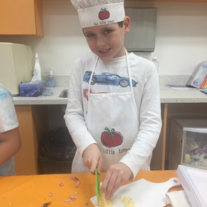 SproutChefs: At Home Cooking Jobs for Kids