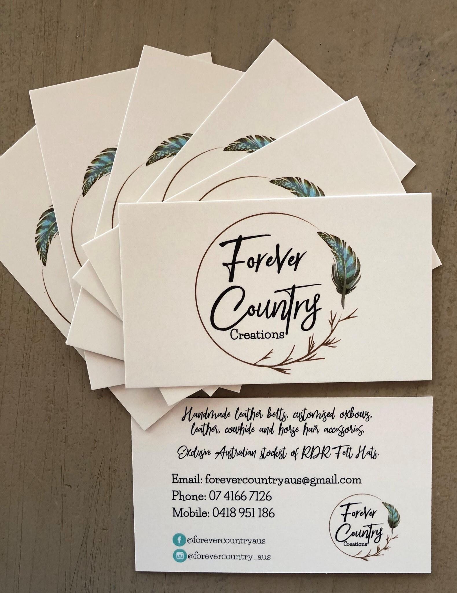 FCC Business cards
