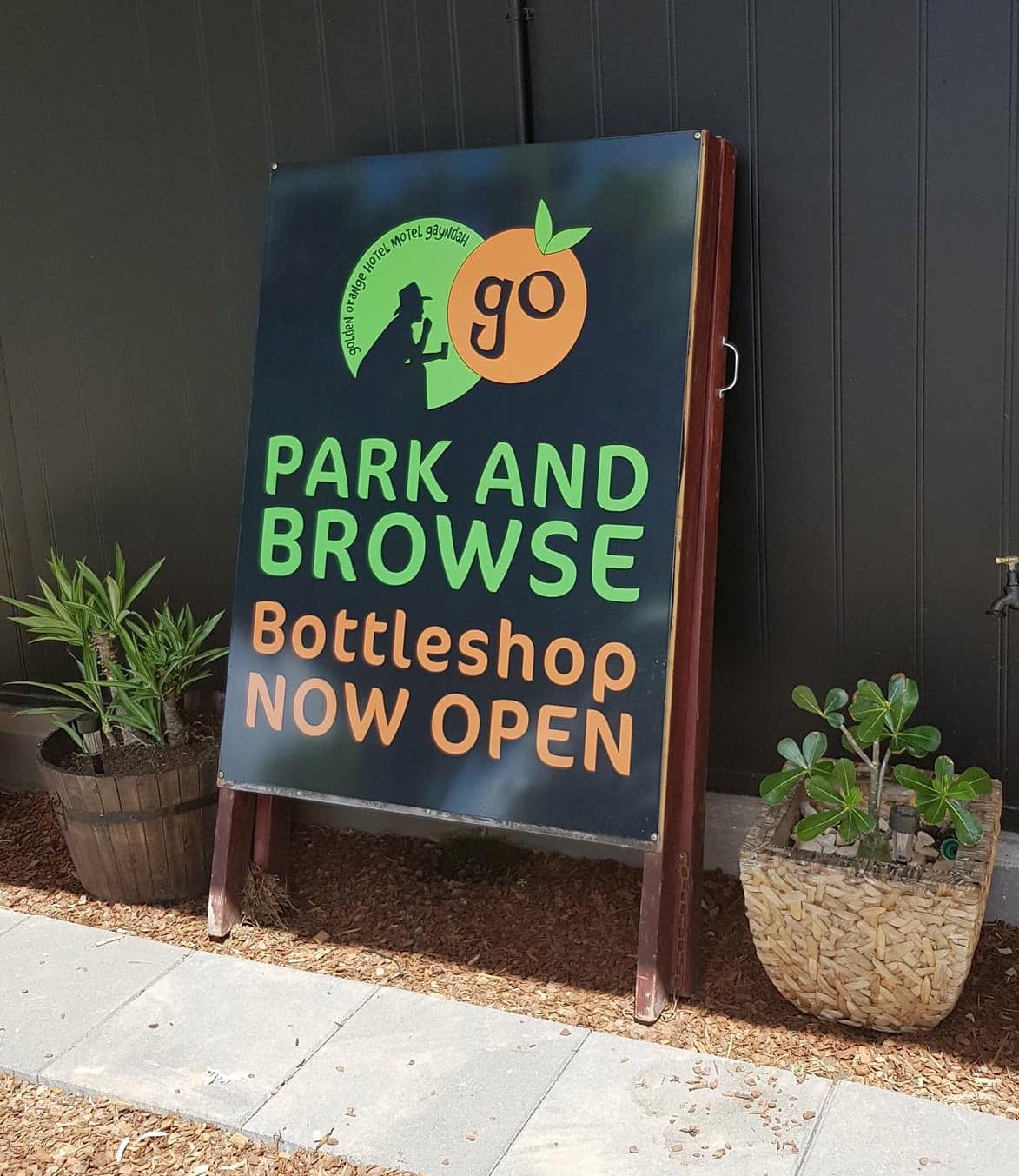 ACM - Park & Browse