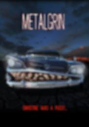 Metalgrin - Film Poster