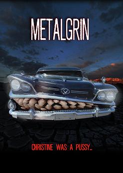 Metalgrin - Poster