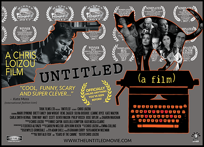 UNTITLED (a film) Graphic Poster