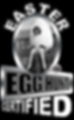 Certified Egg Hunt Logo