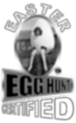 Certified Egg Hunt Logo