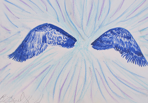 In Flight by Beverly Hinkle