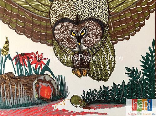 Attack Owl