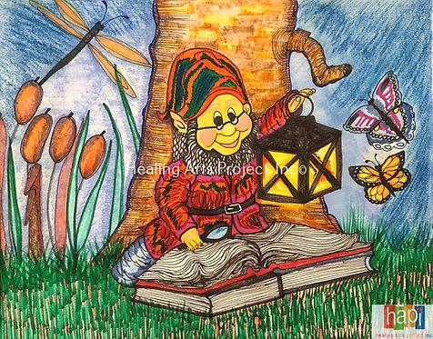 Gnome Reading