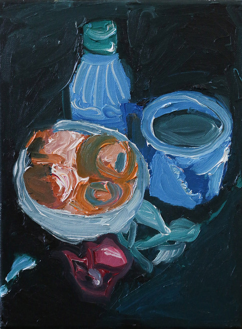 Still Life by Augustine F. Collier