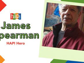 HAPI Hero: James Spearman