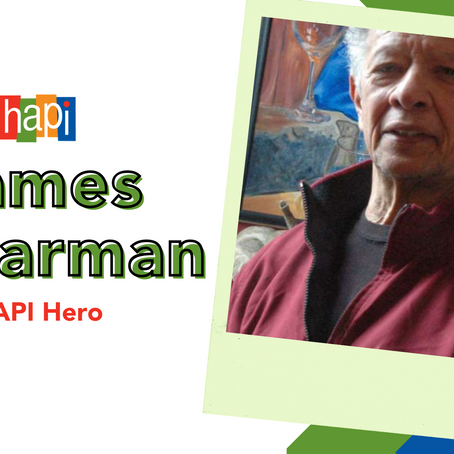 HAPI Hero: James Spearman