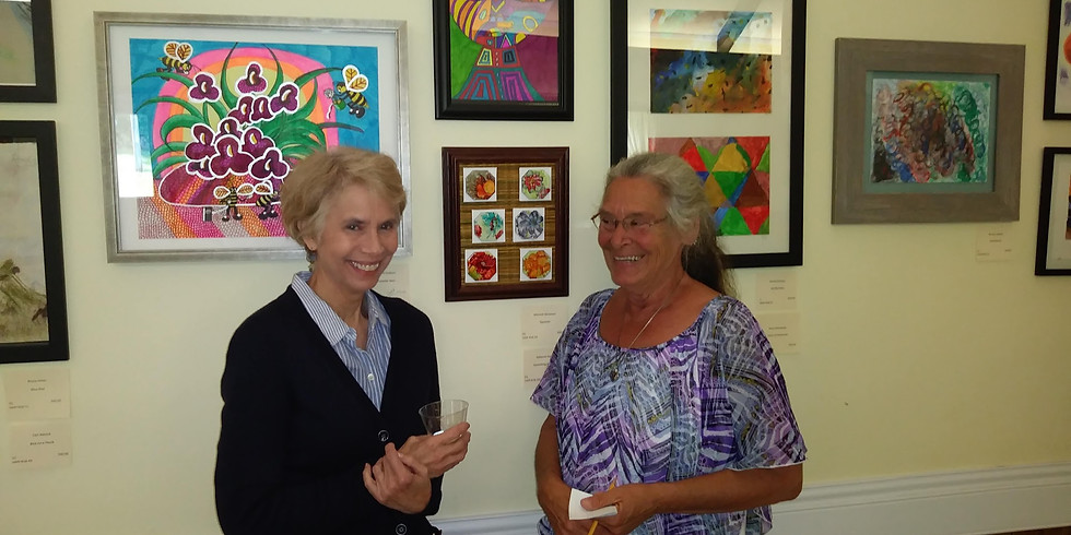 Outreach: HAPI Exhibition Opening Reception