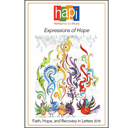 Expressions of Hope: Faith, Hope, and Recovery in Letters 2018