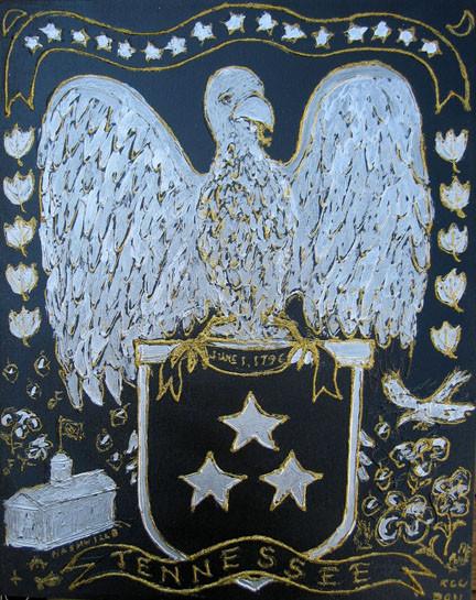 Ulysses Shield by Robert Guy White