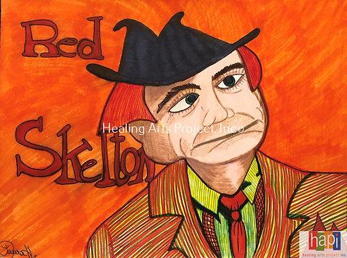 Red Skeleton 2
