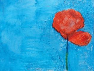 Poppy by Kurt Wishing