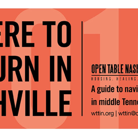 "HAPI Contributes to ""Where to Turn in Nashville"" Resource Guide"