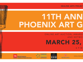 2021 Phoenix Art Gala!