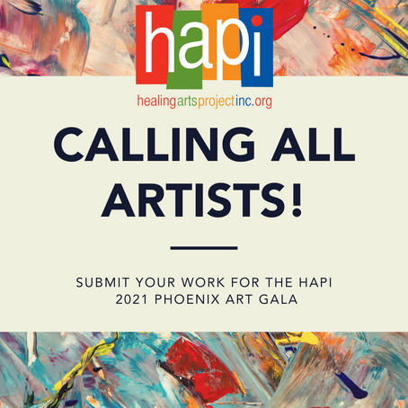 Call for Art: 2021 Phoenix Art Gala