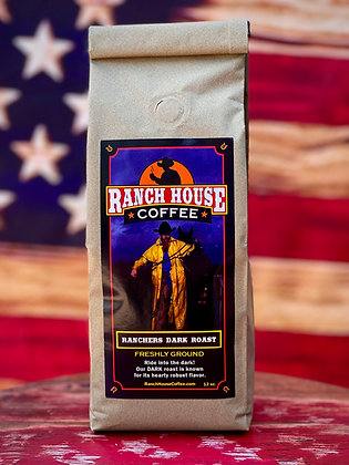 Ranch House Coffee - Ranchers Dark Roast