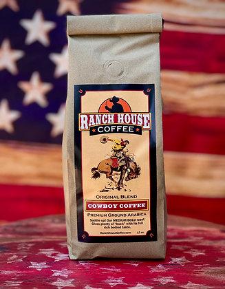 Ranch House Coffee - Cowboy Coffee