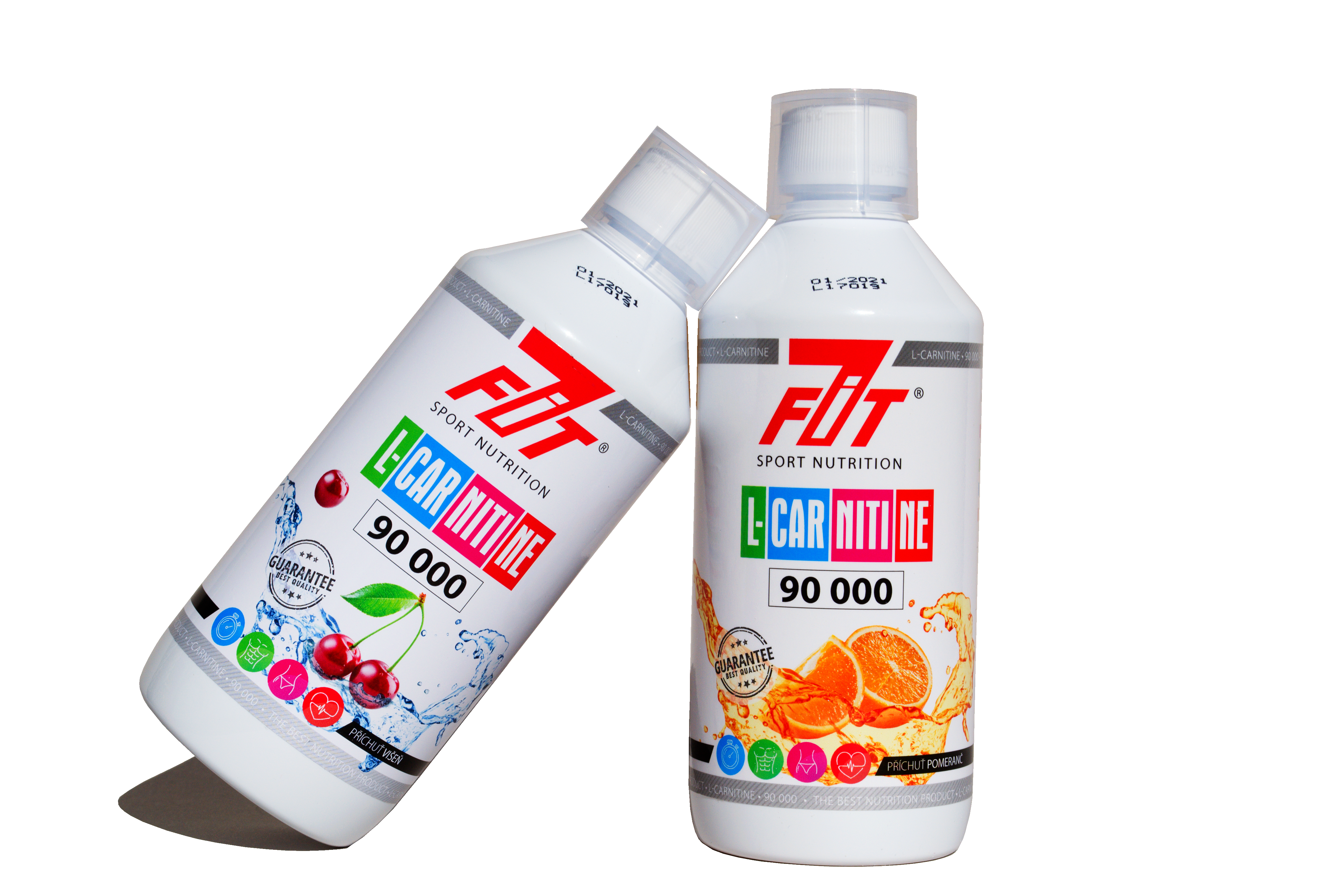 7 Fit Carnitine 90 000 500ml | 7Fit Sport Nutrition