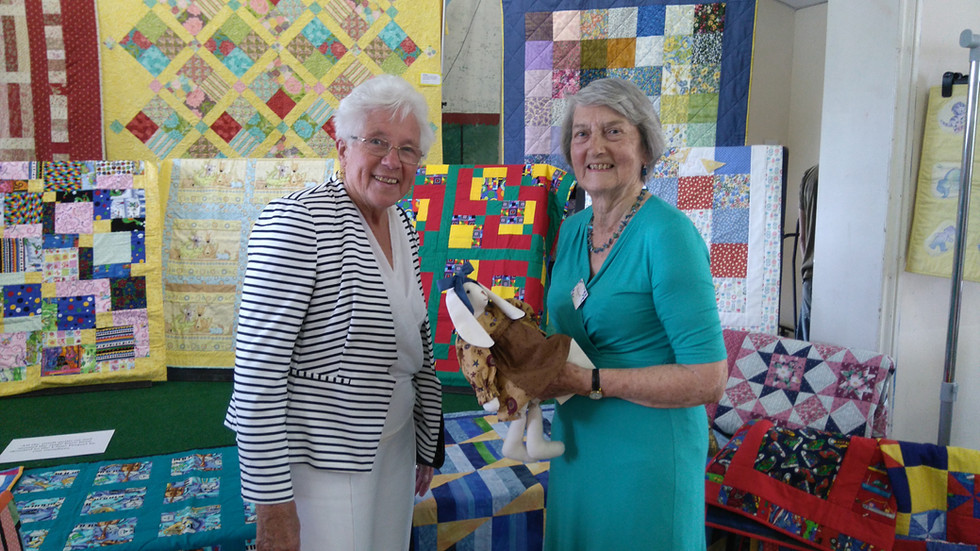 All Saints Quilters