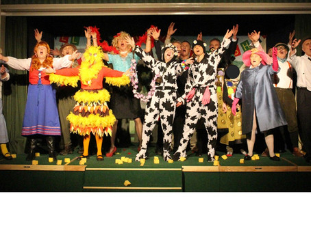 Is Panto coming back to All Saints? Oh! no it isn't OH YES, IT IS!!