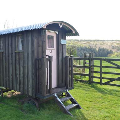 Mini shepherds hut for little ones