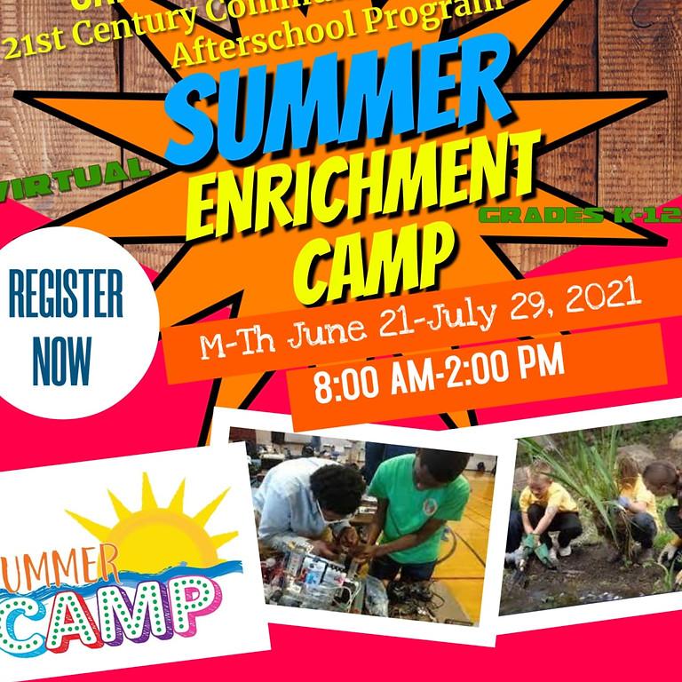 Summer Enrichment Camp