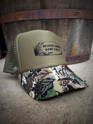 Beaver Creek Camo Hat